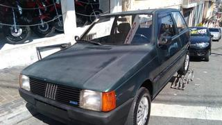 FIAT UNO 1.0 IE MILLE EP 8V GASOLINA 4P MANUAL 1992