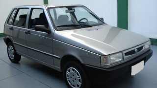 FIAT UNO 1.0 MPI MILLE FIRE 8V FLEX 4P MANUAL 2003